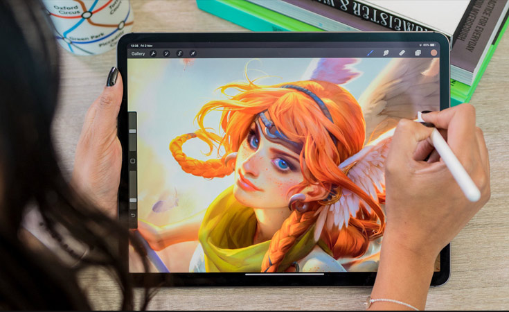 The Beginner's Guide to Digital Art with Procreate on iPad! [Udemy]