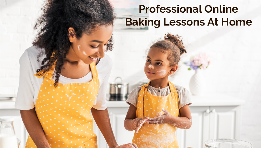 Professional Online Baking Lessons At Home - Butter Book