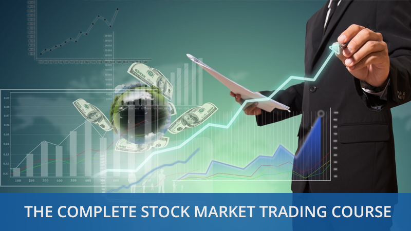 The Complete Stock Market Trading Course (Udemy)