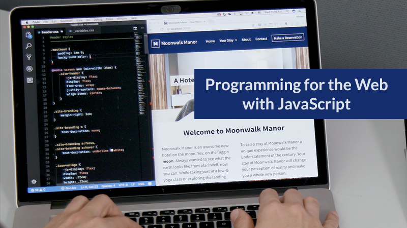 Programming for the Web with JavaScript By University of Pennsylvania [edX]