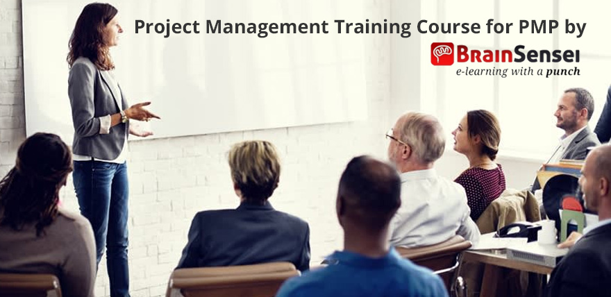 Project Management Training Course for PMP by Brainsensei