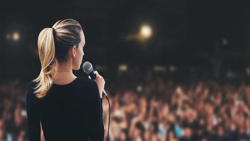 Public Speaking [Alison]