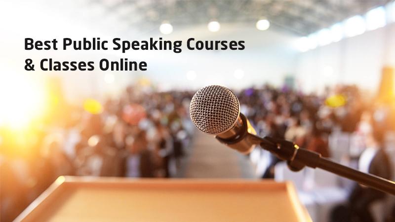 Best Public Speaking Courses & Classes Online