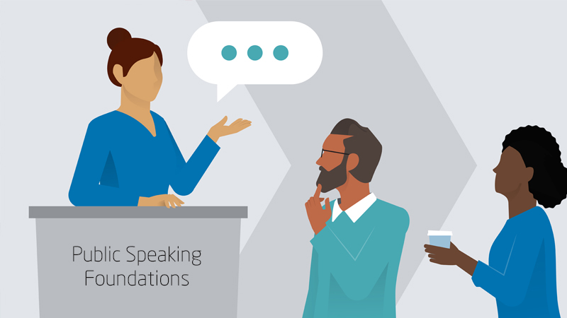 Public Speaking Foundations [Linkedin]