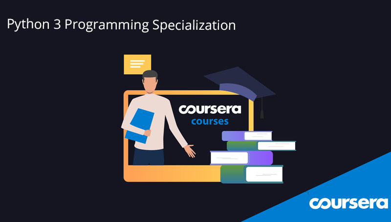 Python 3 Programming Specialization [Coursera]