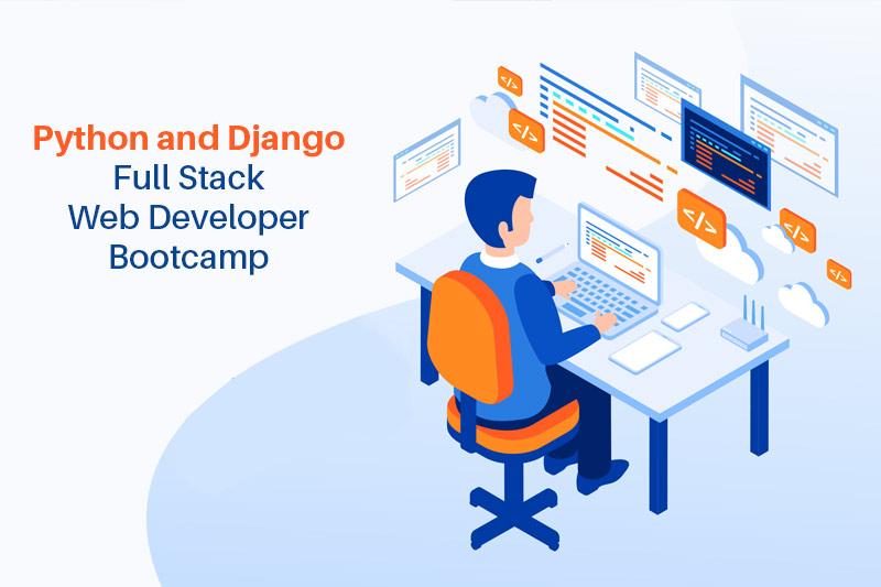 Python and Django Full Stack Web Developer Bootcamp [Udemy]