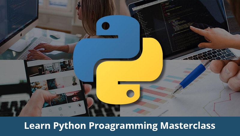 Learn Python Programming Masterclass [Udemy]