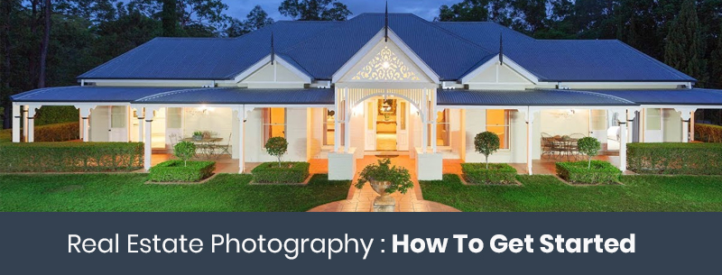 Real Estate Photography: How To Get Started [Udemy]