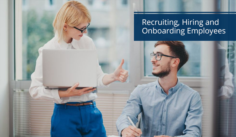 Recruiting, Hiring and Onboarding Employees By University of Minnesota [Coursera]