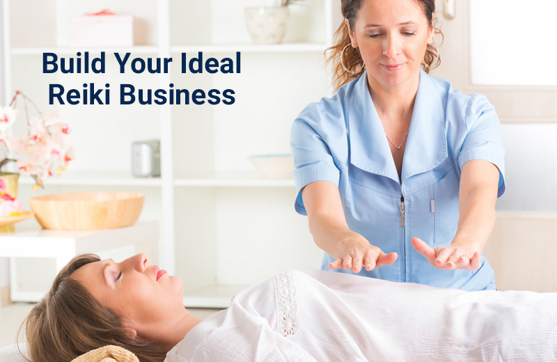 Build Your Ideal Reiki Business (Udemy)