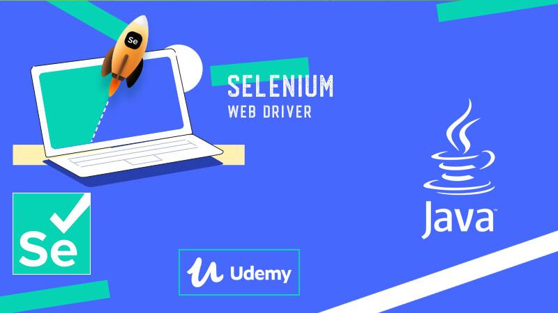 Selenium WebDriver with Java -Basics to Advanced+Frameworks [Udemy]