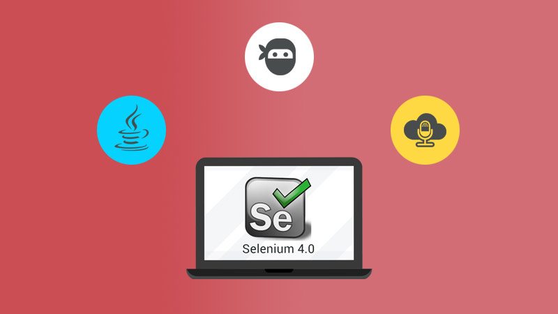 Selenium WebDriver With Java - Novice To Ninja + Interview [Udemy]