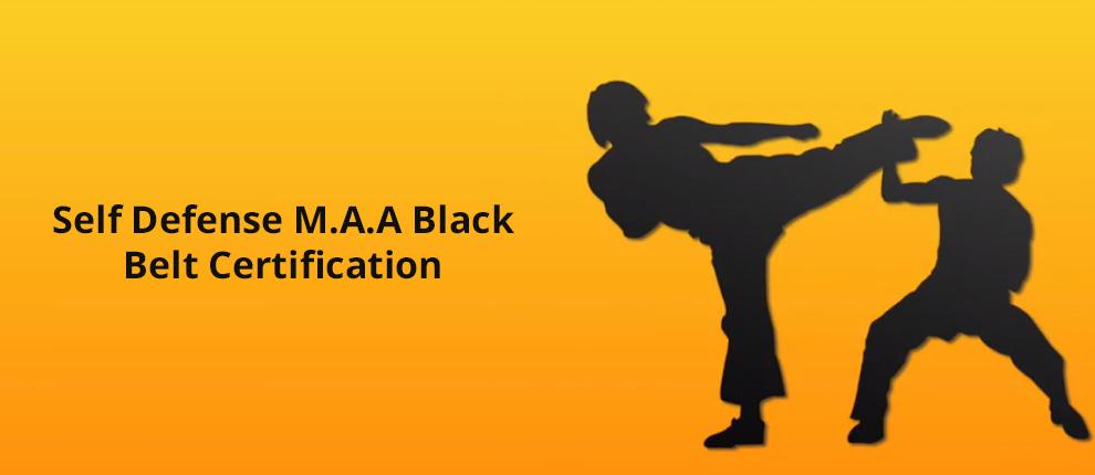 Self Defense M.A.A Black Belt Certification - Skillshare