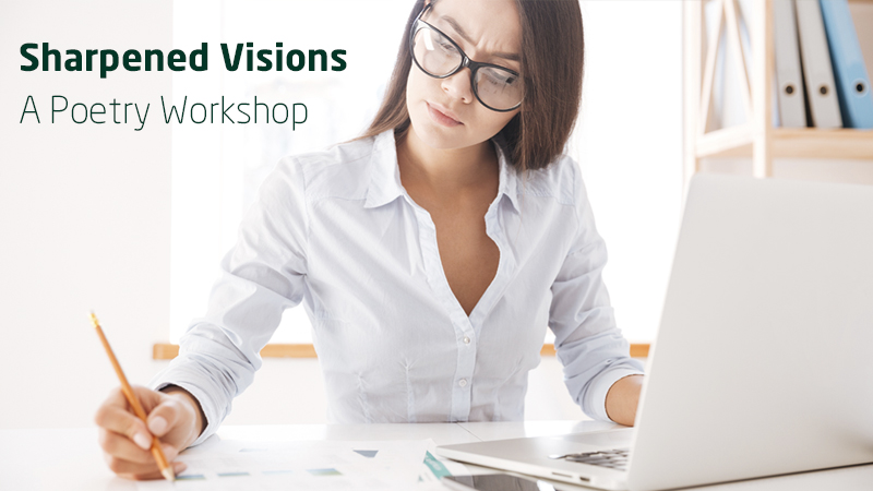 Sharpened Visions: A Poetry Workshop By California Institute of Arts [Coursera]
