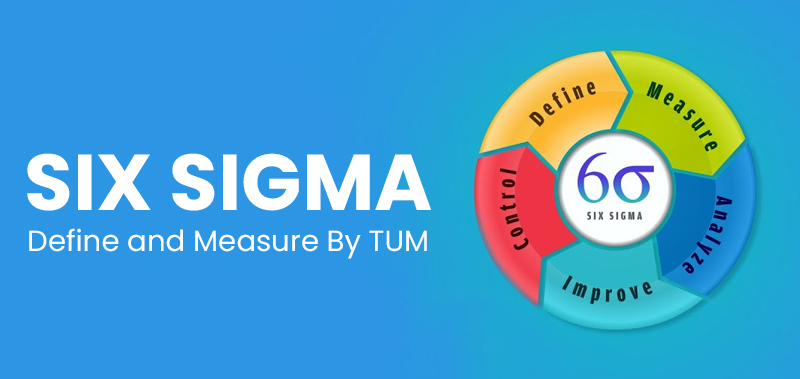 Six Sigma: Define and Measure By TUM