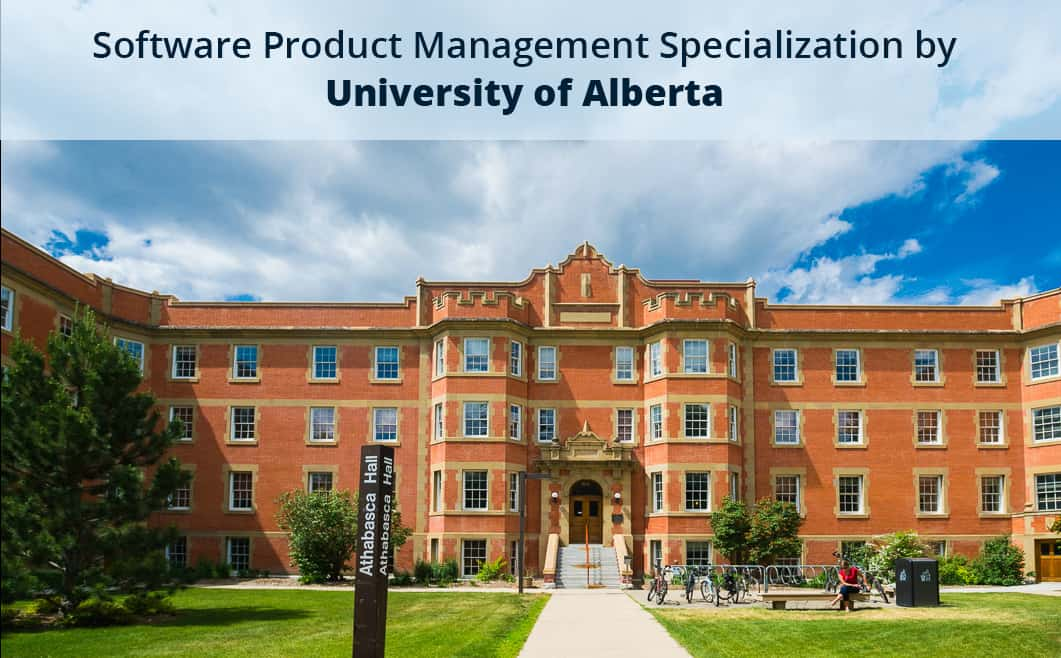 Software Product Management Specialization by University of Alberta