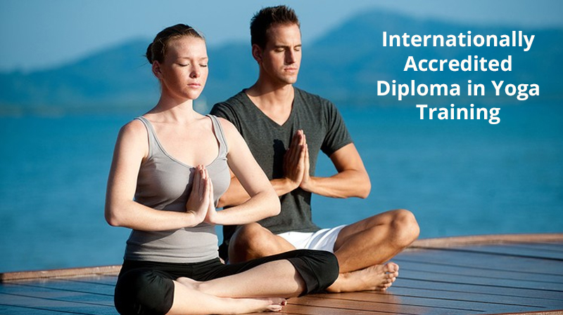 Internationally Accredited Diploma in Yoga Training [Udemy]