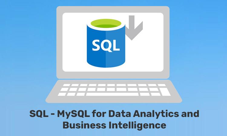 SQL - MySQL for Data Analytics and Business Intelligence [Udemy]