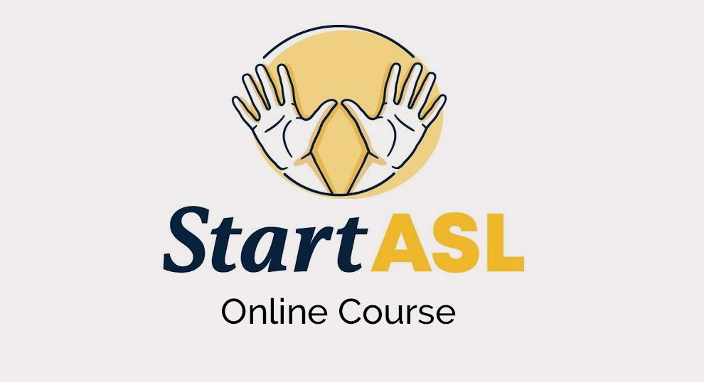 The Start ASL Online Course [Start ASL]