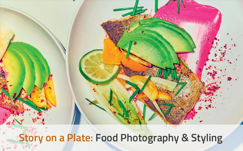 Story on a Plate: Food Photography & Styling (CreativeLive)