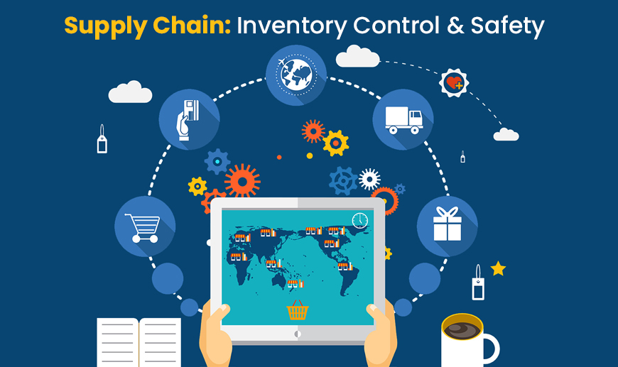 Supply Chain: Inventory Control & Safety Stock Calculation (Udemy)