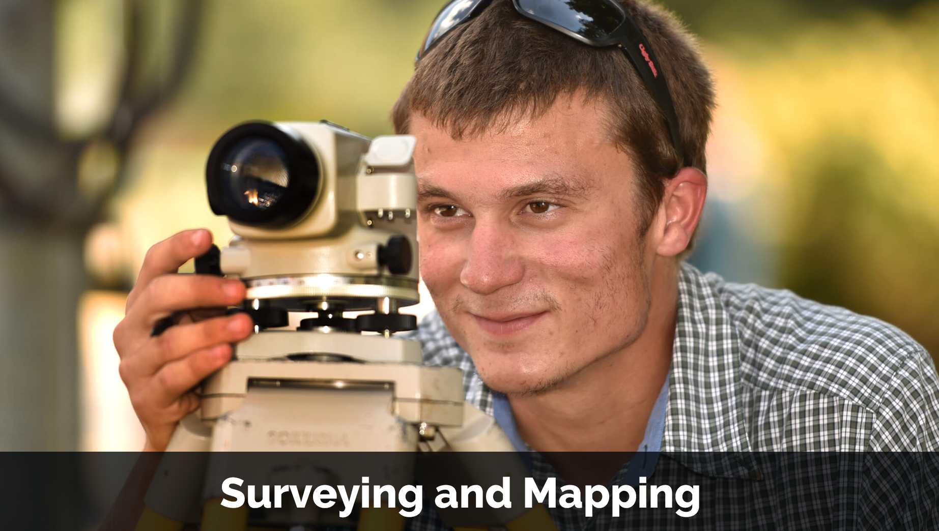 Surveying and Mapping [East Tennessee State University]