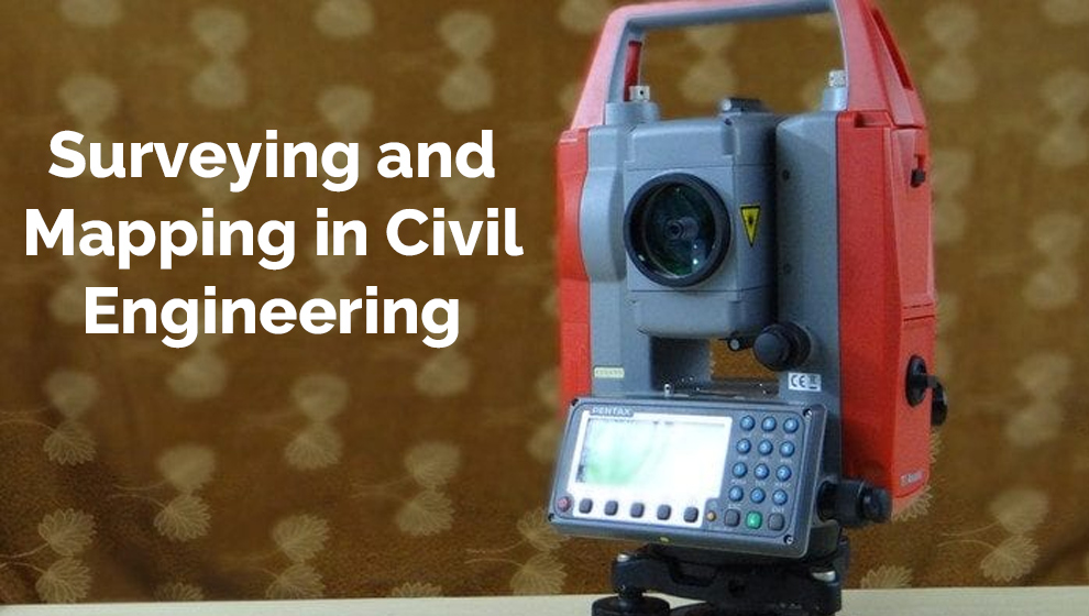 Surveying and Mapping in Civil Engineering [Udemy]