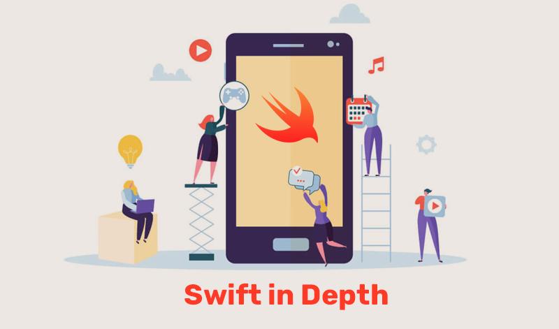 Swift in Depth (PluralSight)