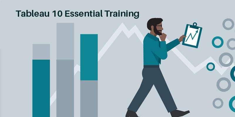 Tableau 10 Essential Training [LinkedIn]