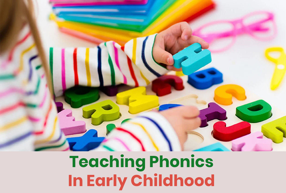 Teaching Phonics In Early Childhood - Queensland University Of Technology [FutureLearn]