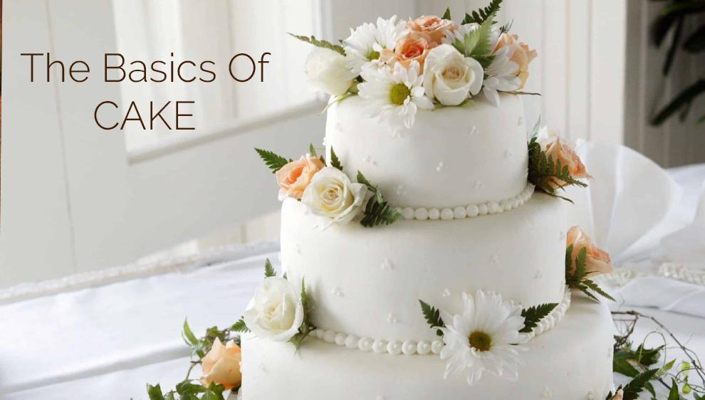The Basics Of Cake - Udemy