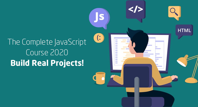 The Complete JavaScript Course 2020: Build Real Projects! [Udemy]
