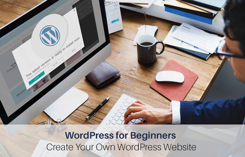 WordPress for Beginners: Create Your Own WordPress Website (Udemy)