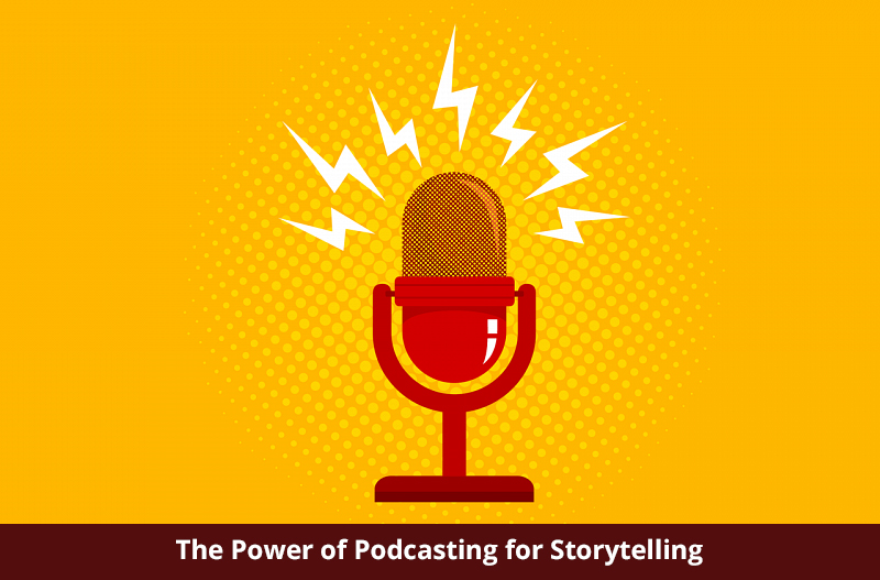The Power of Podcasting for Storytelling [FutureLearn]
