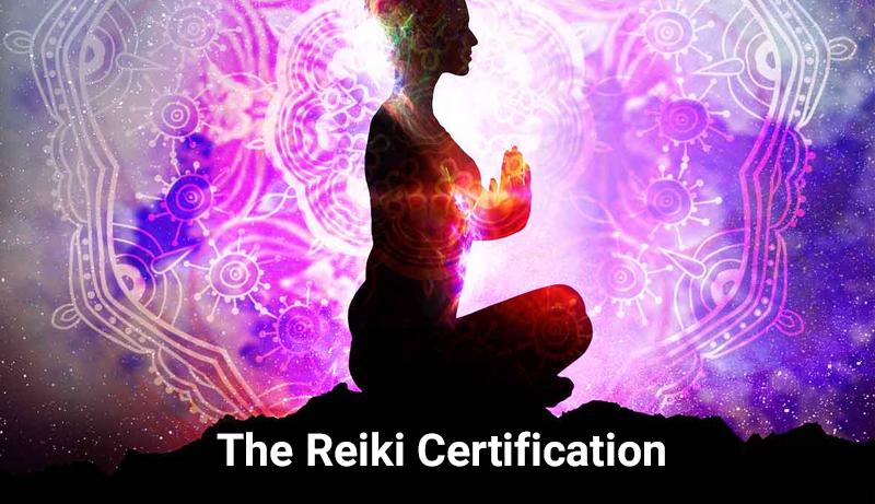 The Reiki Certification (New Skills Academy)