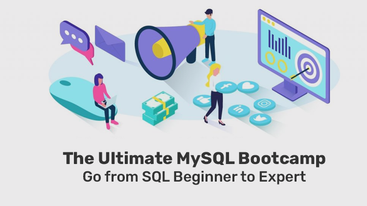 The Ultimate MySQL Bootcamp: Go from SQL Beginner to Expert [Udemy]