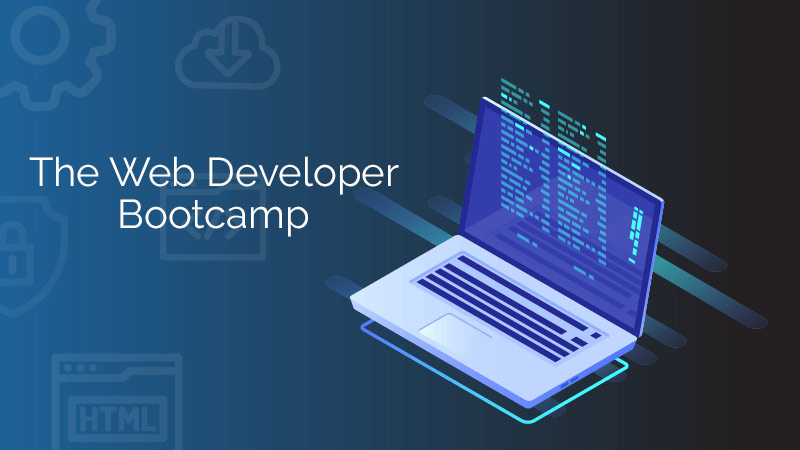 The Web Developer Bootcamp [Udemy]