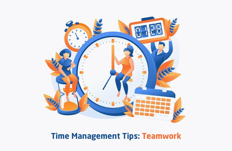 Time Management Tips: Teamwork (Lynda)