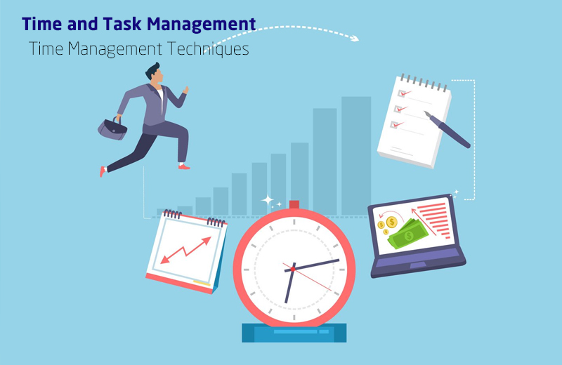 Time and Task Management: Time Management Techniques (Udemy)