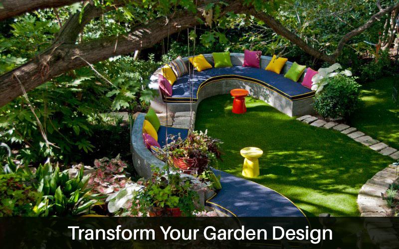 Transform Your Garden Design [Bluprint]