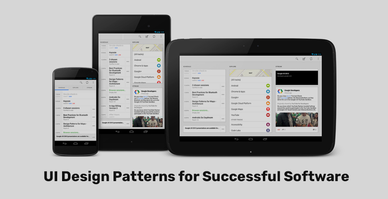 UI Design Patterns for Successful Software (Interaction Design Foundation)
