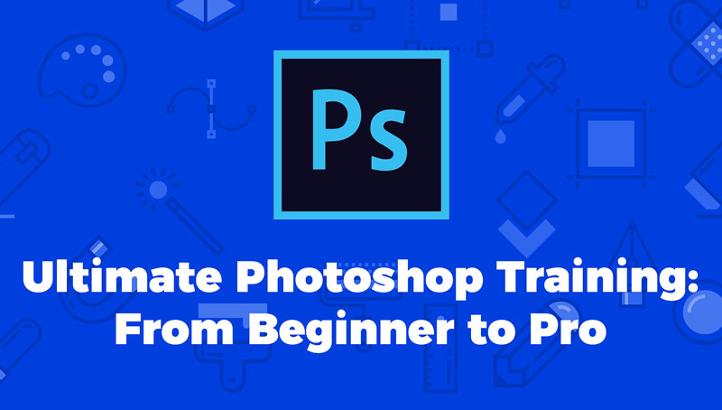 Ultimate Photoshop Training: From Beginner to Pro [Udemy]