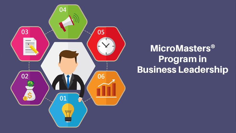 MicroMasters®Program in Business Leadership By University of Queensland [edX]