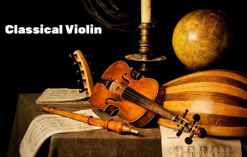 Classical Violin (ArtistWorks)
