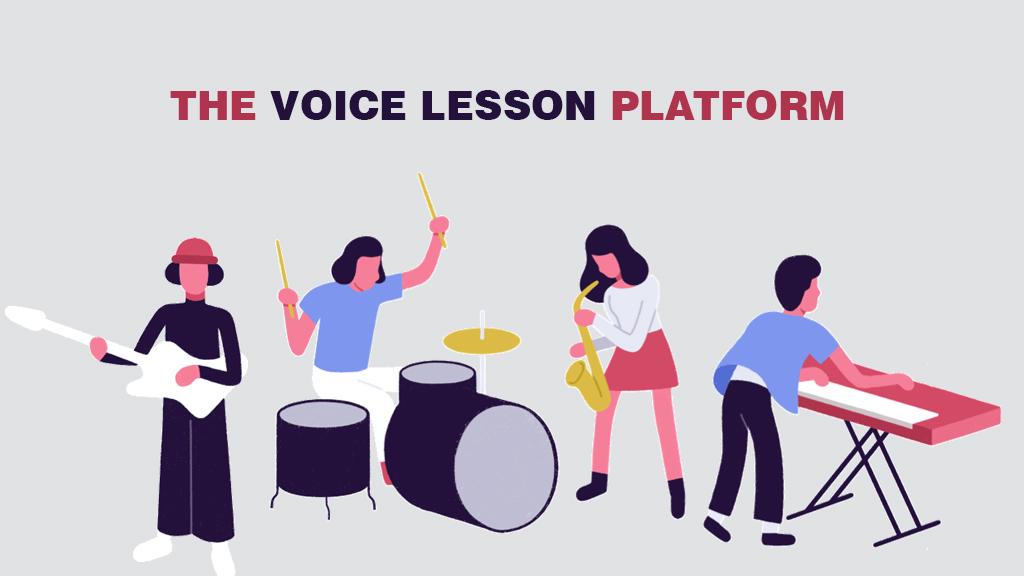 THE VOICE LESSON PLATFORM [Voice Lessons]