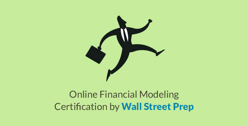 Online Financial Modeling Course by Wall Street Prep