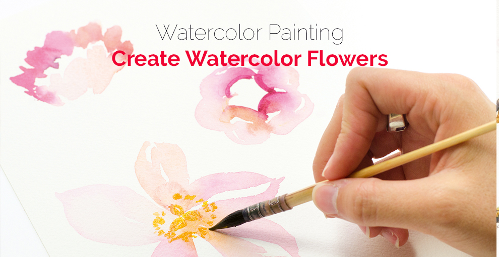 Watercolor Painting: Create Watercolor Flowers - Skillshare