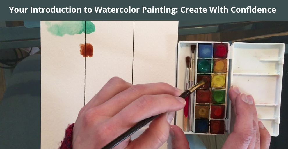 Your Introduction to Watercolor Painting: Create With Confidence - Skillshare