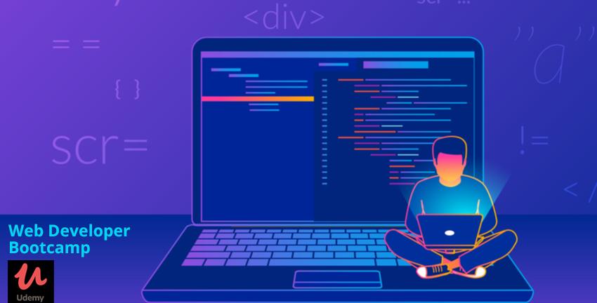 Web Developer Bootcamp on Udemy