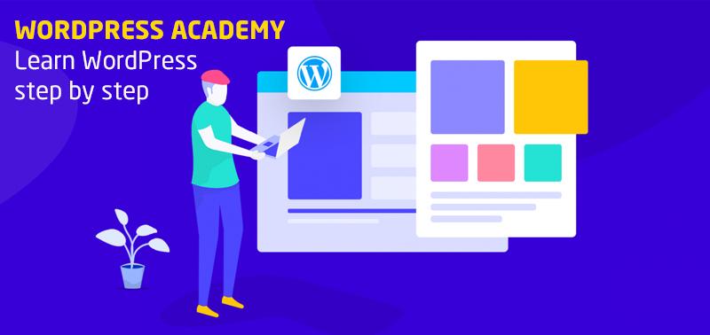 WordPress Academy: Learn WordPress step by step (Skillshare)